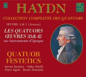 Streichquartette op.33 & 42