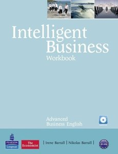 Intelligent Business Advanced Workbook (with Audio CD)