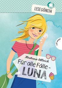 Lesegören: Für alle Fälle - Luna