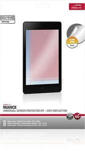 Speedlink NUANCE Universal Screen Protector Kit, Anti-Reflection