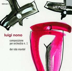 Compositione per orchestra n.1/Der rote Mantel