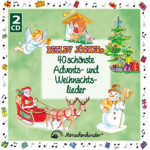 Detlev Jöckers 40 schönste Weihnachtslieder
