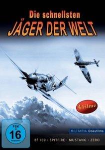 Die schnellsten Jäger der Welt (4 Filme)