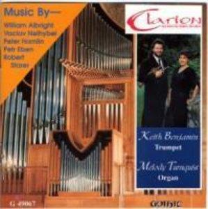 Clarion-Trumpet & Organ