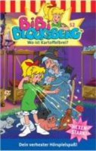 Bibi Blocksberg 52: Wo Ist Kartoffelbrei?