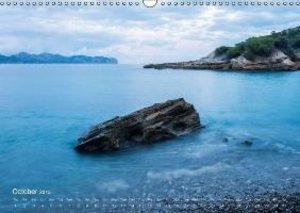 The north Mallorca (Wall Calendar 2015 DIN A3 Landscape)