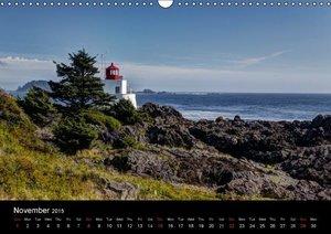 Western Canada (Wall Calendar 2015 DIN A3 Landscape)