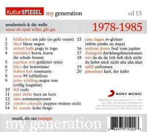 My Generation-Neudeutsch & die Welle