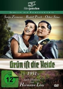 Grün ist die Heide (1951) (Filmjuwelen)