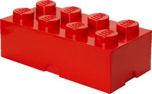 LEGO Aufbewahrungsbox rot