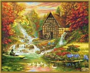 Schipper Malen nach Zahlen - Der Herbst