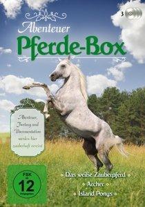 (Box)-Das Weiße Zauberpferd/Archer/Island Ponys