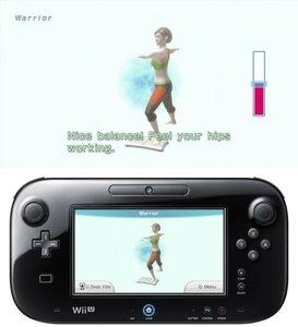 Wii Fit U inkl. Fit Meter