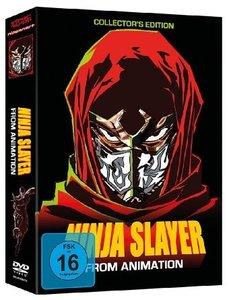Ninja Slayer (OmU) - Gesamtausgabe - DVD-Box (6 Discs)