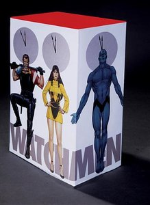 Watchmen Collector\'s Edition Slipcase Set