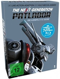 The Next Generation: Patlabor - Die Serie