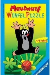 Ravensburger 23118 - Maulwurf, Würfelpuzzle