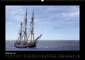 Baltic Sail (Wandkalender 2016 DIN A2 quer)
