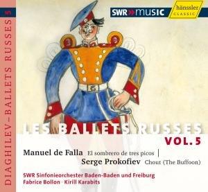 Les Ballets Russes Vol.5