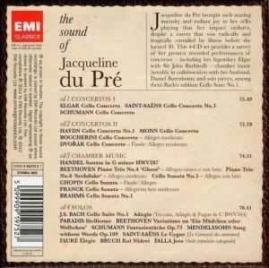The Sound Of Jacqueline Du Pre