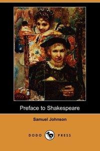 Preface to Shakespeare (Dodo Press)
