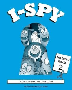 I-SPY. Part 2 - Activity Book