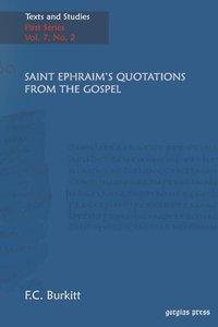 S. Ephraim's Quotations From The Gospel