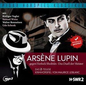 Arsène Lupin gegen Herlock Sholmès - Das Duell der Meister
