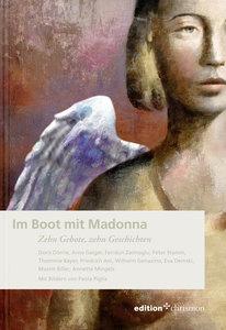 Im Boot mit Madonna