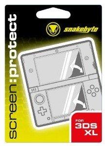 Snakebyte Screen: Protect Bildschirmschutzfolie - 3DS XL