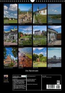 Die Ålandinseln (Wandkalender 2016 DIN A3 hoch)