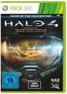 Halo 4 - Game of the Year Edition (GOTY) 100% UNCUT