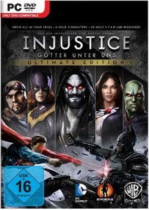 Injustice: Götter unter uns - ULTIMATE EDITION - GOTY EDITION