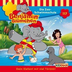 Folge 117: Die Zoo-Schwimmschule
