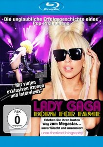 Lady Gaga-Born For Fame ( BD)