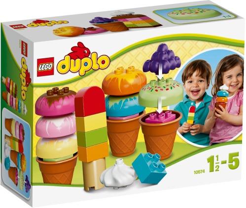 LEGO® Duplo 10574 - Bunter Eisspass - zum Schließen ins Bild klicken