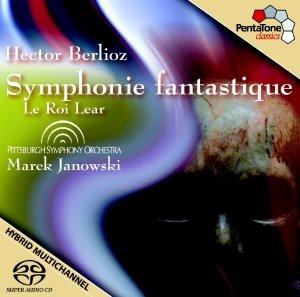 Symphonie fantastique/Le Roi Lear