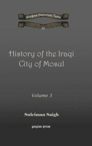 History of the Iraqi City of Mosul