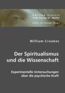 Der Spiritualismus und die Wissenschaft