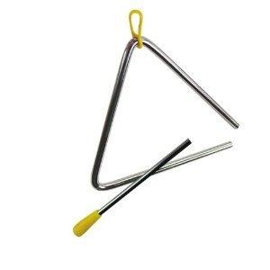 Bino 86564 - Triangel, 6 Zoll, 15 cm