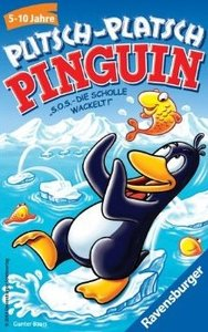 Ravensburger 23213 - Plitsch-Platsch Pinguin mini