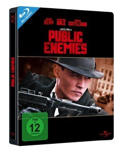 Public Enemies Steelbook