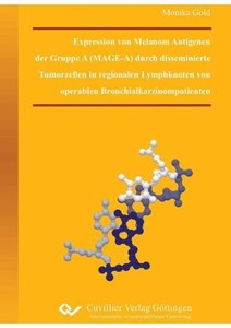 Expression von Melanom Antigenen der Gruppe A (MAGE-A) durch dis