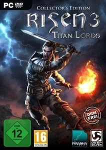 Risen 3: Titan Lords Collectors Edition. Für Windows 7