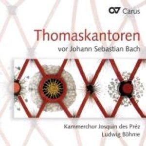 Thomaskantoren vor Bach