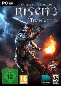 Risen 3: Titan Lords Collectors Edition. Für Windows 7