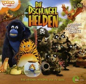 (6)Original HSP z.TV-Serie-Operation Piratenschatz