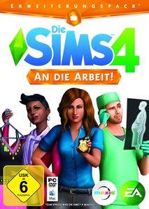 Die Sims 4 - An die Arbeit! (Erweiterungspaket)