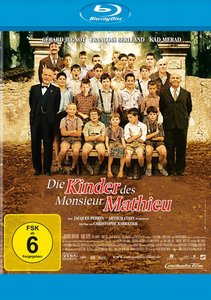 Di Kinder des Monsieur Mathieu. Blu-ray