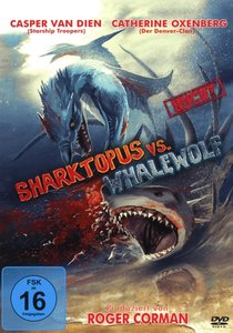 Sharktopus VS Whalewolf-Uncut Edition